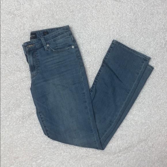 Lucky Brand Denim - Lucky Brand Sweet Straight Cut Jeans